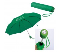 Зонт складной FOLDI, механический Цвет: Зеленый