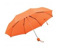 Зонт складной FOLDI, механический Цвет: Оранжевый