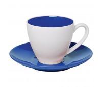 """Чайная пара """"Galena"""" Цвет: Синий"""