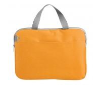 """Конференц-сумка """"Тодес-2"""" отделением для ноутбука Цвет: Оранжевый"""