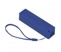"Универсальное зарядное устройство ""Keox"" (2000mAh) Цвет: Синий"