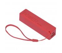 """Универсальное зарядное устройство """"Keox"""" (2000mAh) Цвет: Красный"""