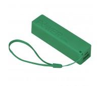 """Универсальное зарядное устройство """"Keox"""" (2000mAh) Цвет: Зеленый"""