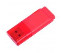 """USB flash-карта """"Osiel"""" (8Гб) Цвет: Красный"""