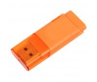 """USB flash-карта """"Osiel"""" (8Гб) Цвет: Оранжевый"""