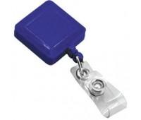 Держатель для бейджа, магнитной карты Цвет: Синий