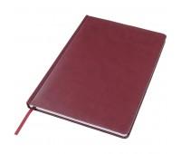 Ежедневник недатированный BLISS, формат А4 Цвет: Бордовый