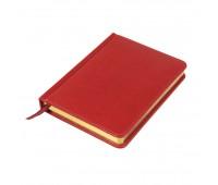 Ежедневник недатированный JOY, формат А6+ Цвет: Красный