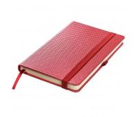 Ежедневник недатированный BARRY, формат А5 Цвет: Красный