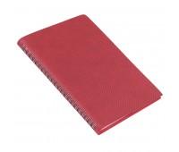 Ежедневник недатированный FOGGY, формат А5 Цвет: Бордовый