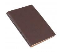 Ежедневник недатированный FOGGY, формат А5 Цвет: Коричневый