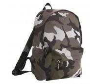 Рюкзак RIDER Цвет: Камуфляж