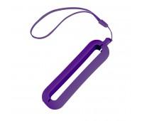 Обложка с ланъярдом к зарядному устройству SEASHELL-1 Цвет: Фиолетовый