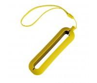 Обложка с ланъярдом к зарядному устройству SEASHELL-1 Цвет: Желтый