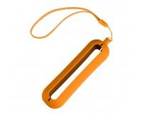 Обложка с ланъярдом к зарядному устройству SEASHELL-1 Цвет: Оранжевый