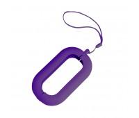 Обложка с ланъярдом к зарядному устройству SEASHELL-2 Цвет: Фиолетовый