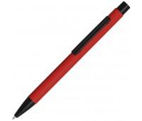 Ручка шариковая SKINNY Цвет: Красный