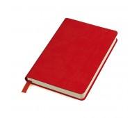 """Бизнес-блокнот """"URBAN"""", 130 × 210 мм, красный,  мягкая обложка,  блок-линейка, тиснение Цвет: Красный"""