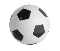 Мяч футбольный надувной PLAYER  Цвет: белый, черный