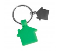 Брелок HOME Цвет: Зеленый