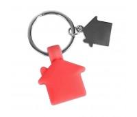 Брелок HOME Цвет: Красный