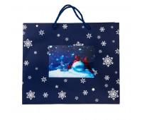 Пакет  большой BLUE WONDER Цвет: Белый