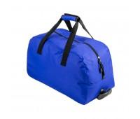 Сумка на колесиках BERTOX Цвет: Синий