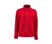 Толстовка женская флисовая NORMAN WOMEN 220 Цвет: Красный