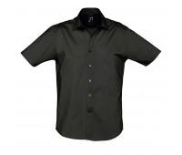 Рубашка мужская BROADWAY 140 Цвет: Черный