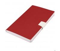 Ежедневник недатированный CANDY, формат А5 Цвет: Красный