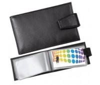 Визитница (40 визиток) Цвет: черный