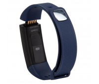 Смарт браслет Life Style, цв.дисплей, измер.темп.тела, синий