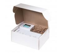 Подарочный набор Portobello аква-1 в малой универсальной подарочной коробке (Спорт. бутылка, Термокружка)