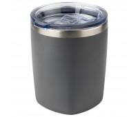 Термокружка вакуумная, Viva, серая, 400 ml
