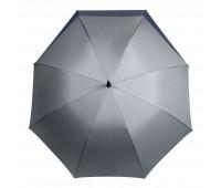 Зонт-трость Dune, серый/синий