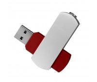 USB Флешка, Elegante, 16 Gb, красный, в подарочной упаковке