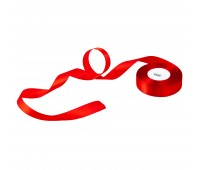 Подарочная лента для универсальной подарочной коробки 280*215*113 мм, красная, 20 мм