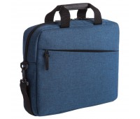 Конференц-сумка The First, синяя