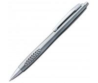 Ручка шариковая Barracuda, серая