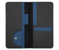 Органайзер для путешествий Hakuna Matata, черный с синим