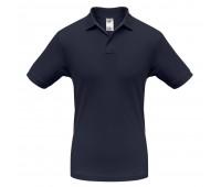 Рубашка поло Safran темно-синяя