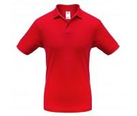Рубашка поло Safran красная