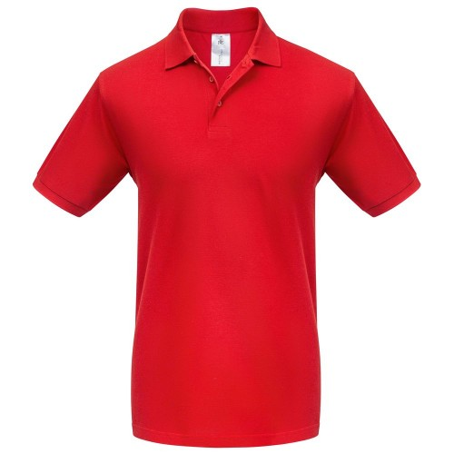 44550772, Рубашка поло Heavymill красная, 106328, 1455.00р., 1-PU422004, BNC, Футболки поло