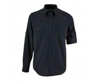Рубашка мужская BURMA MEN, темно-синяя