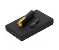 Набор Equip Black, черно-желтый