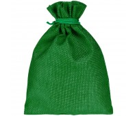 Холщовый мешок Foster Thank, M, зеленый