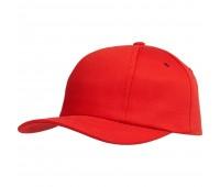 Бейсболка Bizbolka Capture, красная