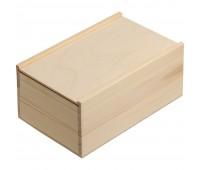 Деревянный ящик Locker, малый, неокрашенный