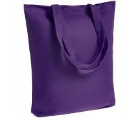 Холщовая сумка Avoska, фиолетовая