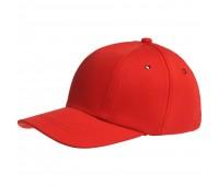 Бейсболка детская Bizbolka Capture Kids, красная